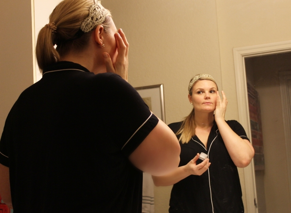 Nighttime-skincare-routine-fabulouslyoverdressed