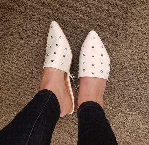 Cute Target Shoes featured by top Orlando fashion blog, Fabulously Overdressed.