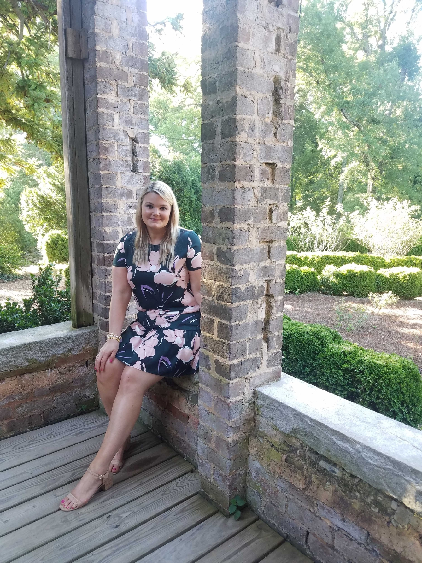 What i wore to the blog societies conference Fabulously Overdressed