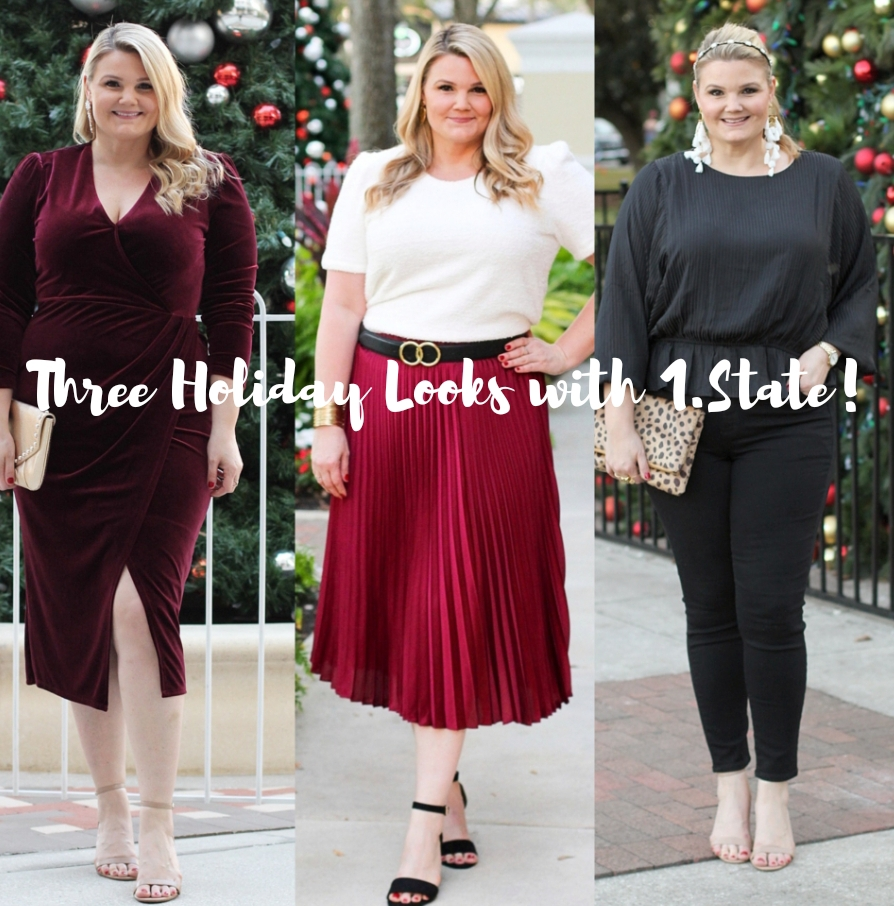 1.State outfits featured by top Orlando fashion blog, Fabulously Overdressed