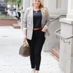 10 Wardrobe Essentials for Work featured by top Orlando fashion blog, Fabulously Overdressed
