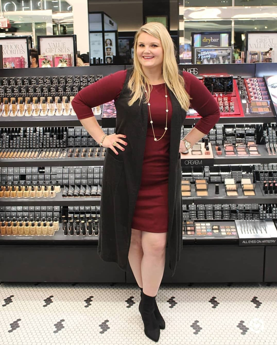 Orlando blogger Emily of Fabulously Overdressed shares her Sephora Sale Picks!