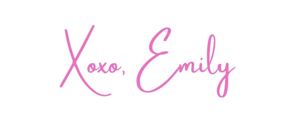 Xoxo Emily