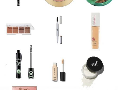 Fabulously Overdressed Blog shares her Affordable Everyday Makeup Routine