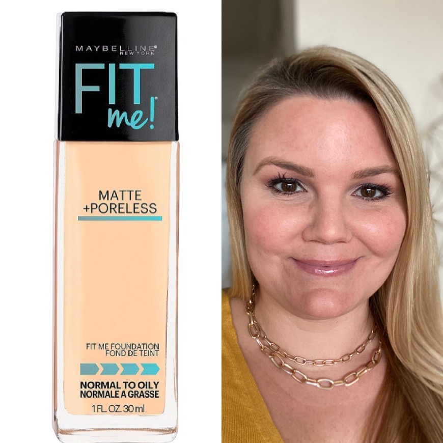 See how blogger Emily of Fabulously Overdressed compares Maybelline Fit Me Foundation to other drugstore brands!