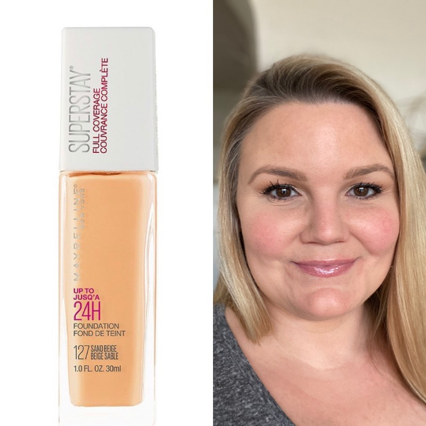See how blogger Emily of Fabulously Overdressed compares Maybelline Super Stay Foundation to other drugstore brands!