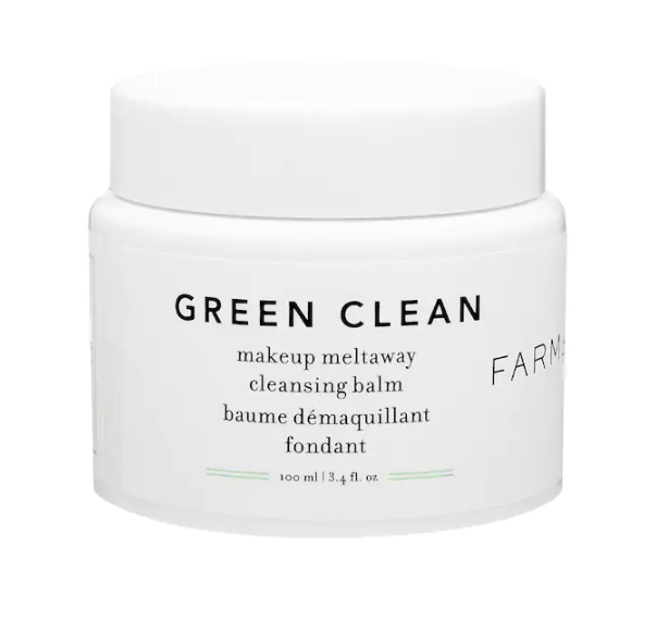 Farmacy Green Clean Cleansing Balm Fabulously Overdressed