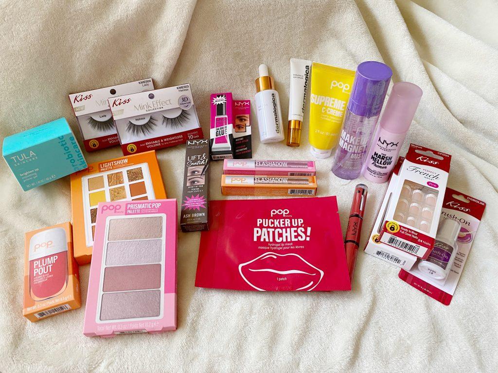 Blogiversary Beauty Box Giveaway Fabulously Overdressed