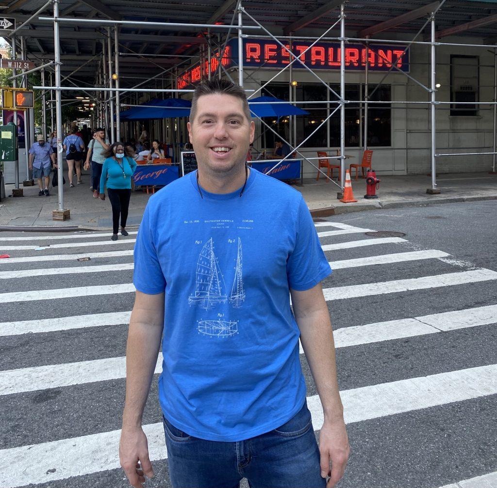 Tom's Restaurant in Morningside Heights